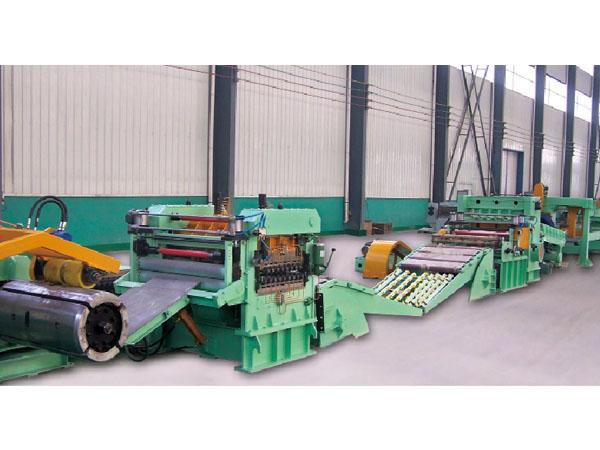 冷板镀锌板高速生产线